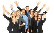 Выпускники вузов на различные позиций с Экономическим Юридическим Фина